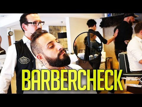 Barbercheck Joe's Barber Wolfsburg | BARTMANN
