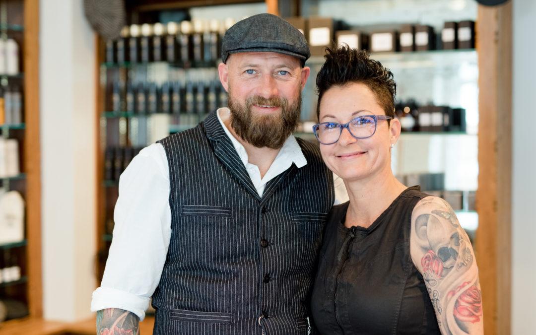 Im Barber-Shop wird der Gentleman verwöhnt